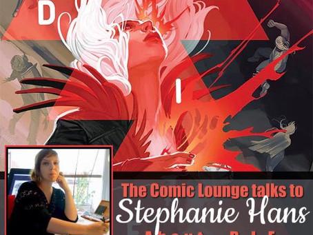 Stephanie Hans Goes All In on DIE