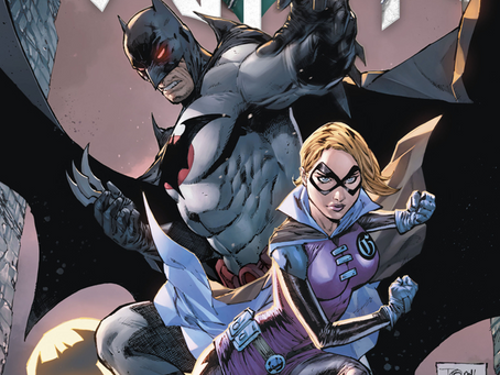Grandfather Vs. Grandson (Batman #77 Review)