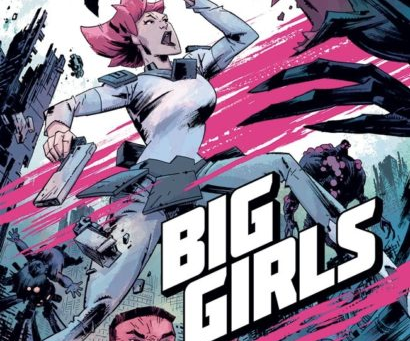 How Big Girls #1 Came Into My Life With Perfect Timing! (Review)