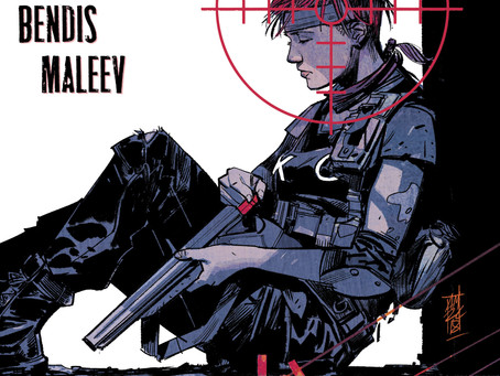 Scarlet #1 (Review) You Said You Want A Revolution