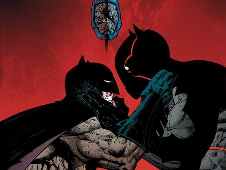 An Ending Fitting For A Bat(Batman Last Knight On Earth #3 Review)