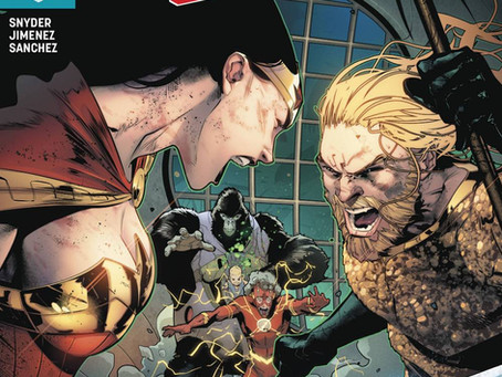 Justice League #6 (Advanced Review)