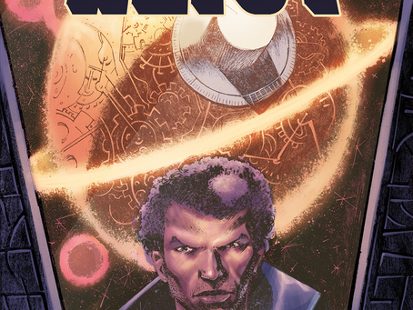 Heist, or How to Steal a Comic Book Reader's Heart (Heist, How To Steal A Planet #1 Review)