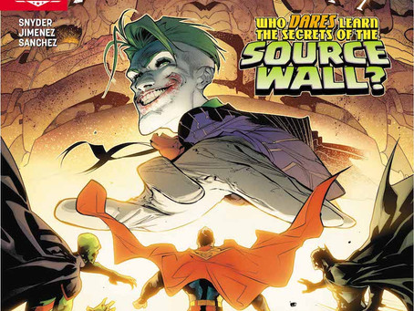 Justice League #4 (Review)