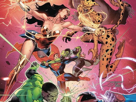 Justice League #25 (Review): Doom Is Upon Us
