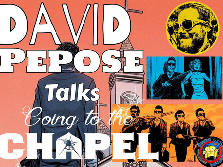 David Pepose Takes Us to the Chapel