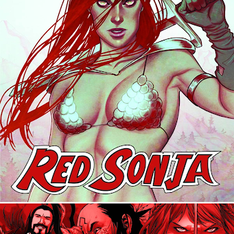 Job Recruiter (Red Sonja: The Art Of Blood And Fire Review)