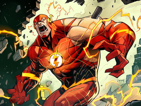 Flash #54 (Review): Grips of Strength Finale