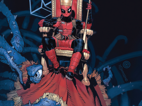Ahh Real Reviews And Monsters (Deadpool #1 Review)