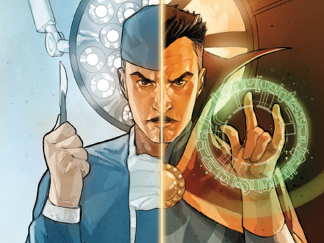 Dr Strange: Surgeon Supreme #1 (Review)