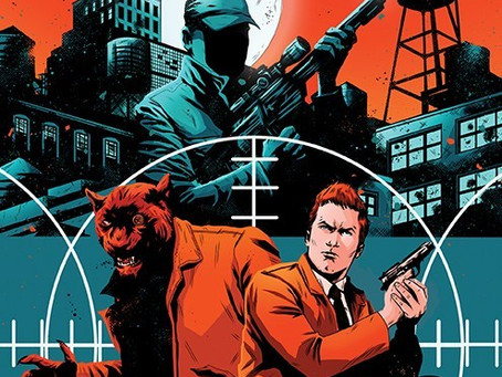 Spencer & Locke 2 #1(Review): Our Heroes Deal With A Roach Problem