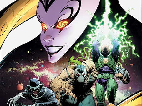 Year of the Villain #1(Review): The Villains Time Is Now