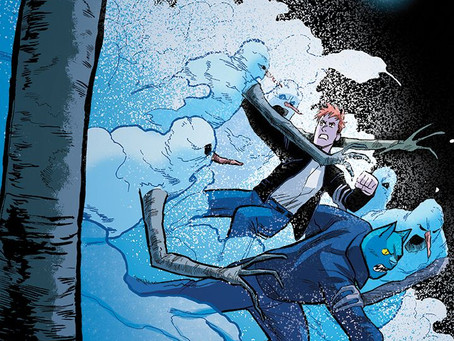 Spencer and Locke 2 #3 (Review): A New Hero Emerges
