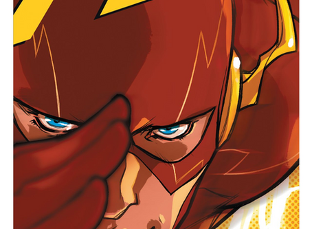 The Beginning of A New Era (The Flash Vol.1: Lightning Strikes Twice Review)