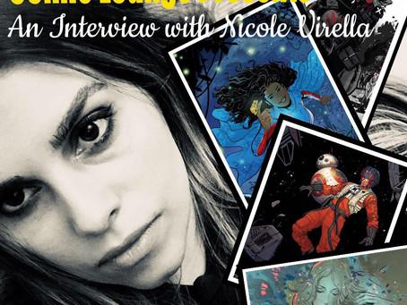 Interview with Artist Nicole Virella