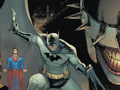 Who Are the Secret Six? (Batman/Superman #1 Review)