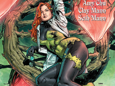 Poison Ivy: Cycle of Read and Review (Poison Ivy: Cycle of Life and Death Review)