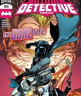 Detective Comics #1024 (Review)