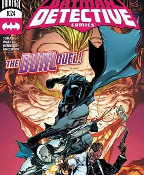 Detective Comics #1024 (Review)