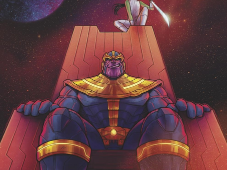 Thanos #2 (Review): Mutiny on a Spaceboat