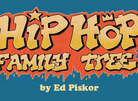 Comics Everyone Should Read: Hip-Hop Family Tree