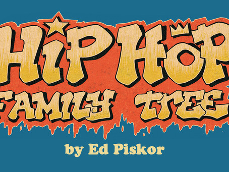 Comics Everyone Should Read: Hip-Hop Family Tree