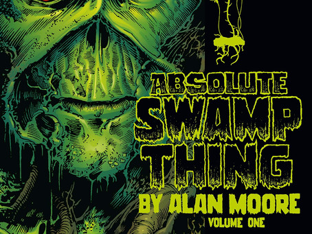 Absolute Swamp Thing by Alan Moore Vol.1