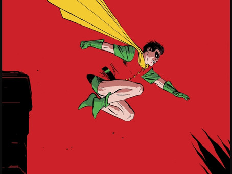 Robin 80th Anniversary Special (Review)