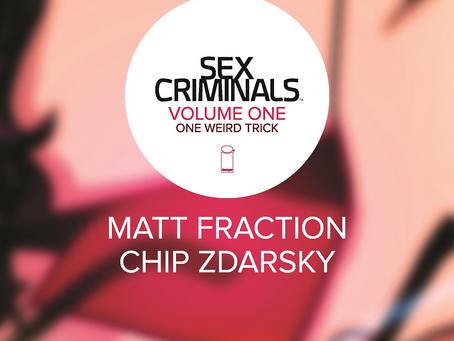 Sex Criminals Vol 1 (Review)