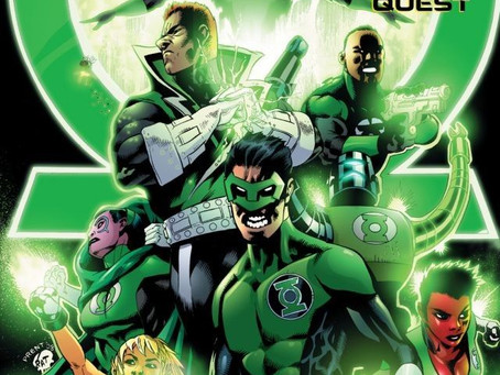 Fertilizer Frenzy (Green Lantern Corps: Ring Quest Review)