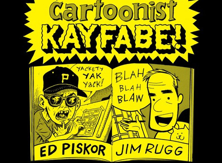 Cartoonist Kayfabe: For The Love Of Comics
