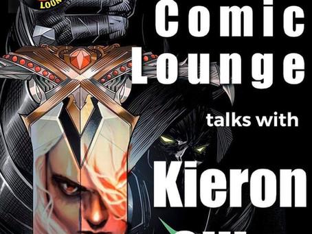Spotlight Interview w/Kieron Gillen