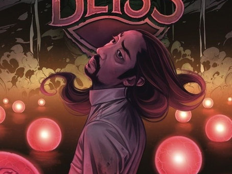 Bliss #1 (Review)