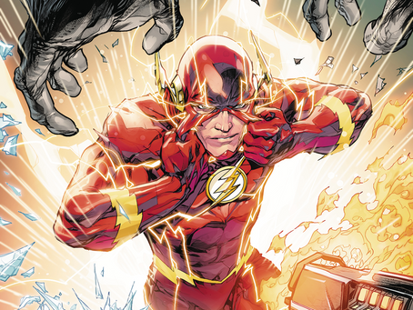 The Flash #75 (Review): Hope Renewed, An Uncertain Future
