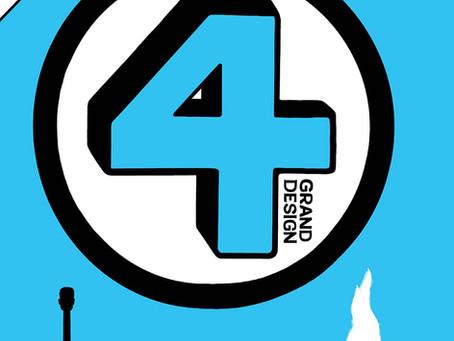 Tom Scioli's Grand Design (Fantastic Four: Grand Design Review)