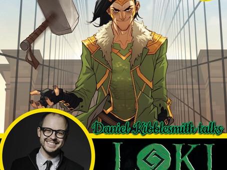 Daniel Kibblesmith Gets Mischievous on New Loki Series