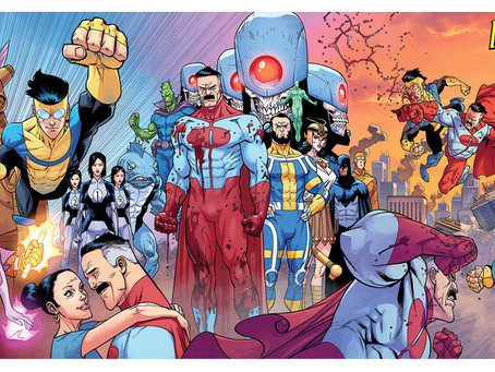 Ryan Ottley Talks Invincible and Spider-Man
