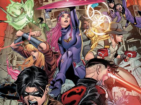 Wonder Comics Unite (Young Justice #12 Review)
