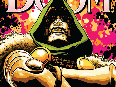 Doctor Doom #2 (Review)