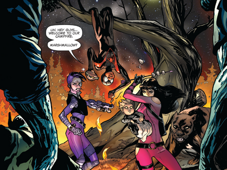 War of the Realms: Journey into Mystery #2 (Review): Adventures in Asgardian Babysitting