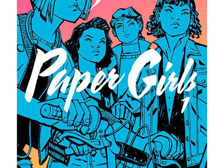 Paper Girls Vol. 1 (Review)