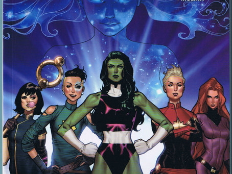 Reviewmatter (A-Force Vol. 1 Hypertime Review)