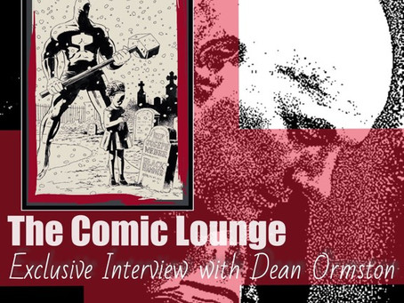 Dean Ormston: From the Devil to Superheroes