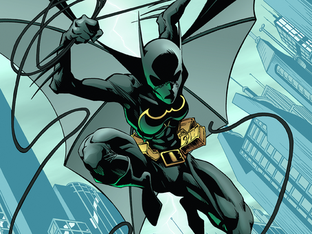 Cassandra Cain as Batgirl Vol.1 (Review)