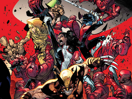 Space Station Infiltration! (House of X #4 Review)