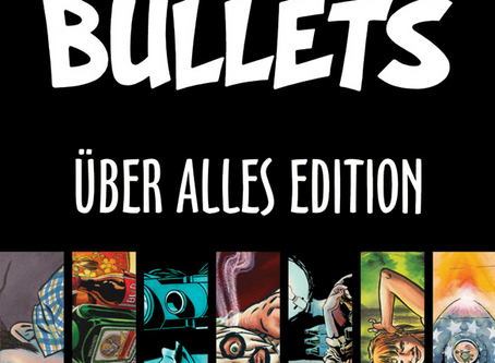 Stray Bullets Uber Alles Edition (Review)