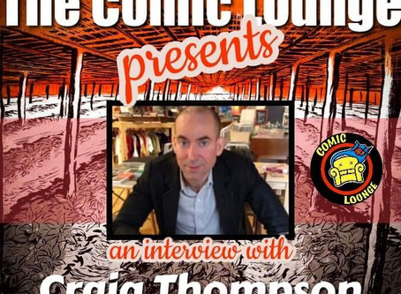 Chat with Craig Thompson