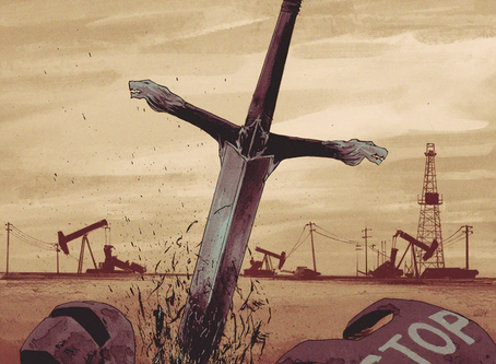 The Crude Knight #1-4 (Review)