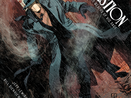 Return to Hub City (The Question: The Deaths of Vic Sage #1 Review)
