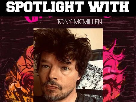 Indie Spotlight: Tony McMillen